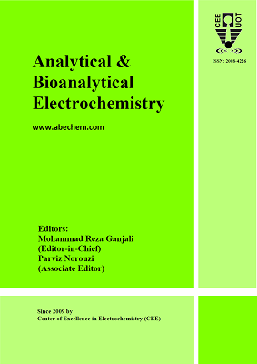 Analytical and Bioanalytical Electrochemistry